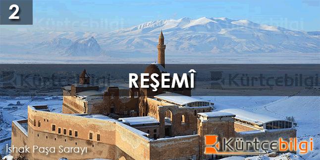 Reşemî - Kürtçe Bilgi