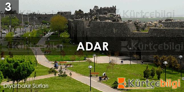 Adar - Kürtçe Bilgi